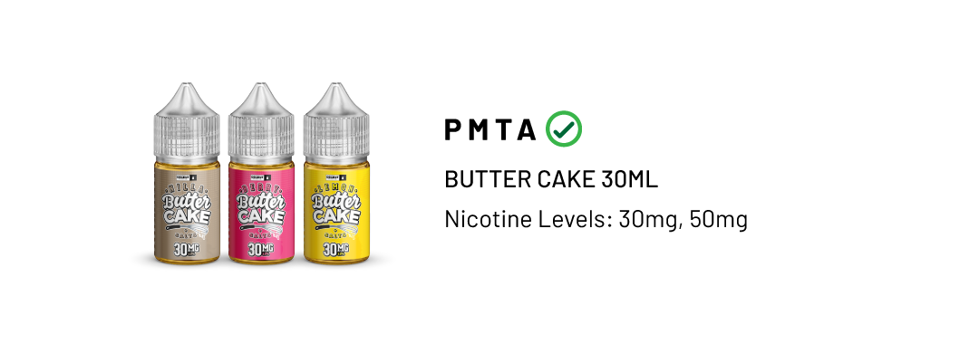 Decent Juice Co PMTA 30ml